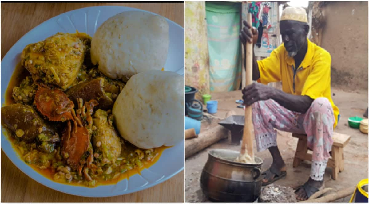 64-yr-old Ghanaian Imam cooks delicious meals to prove men belong to the kitchen