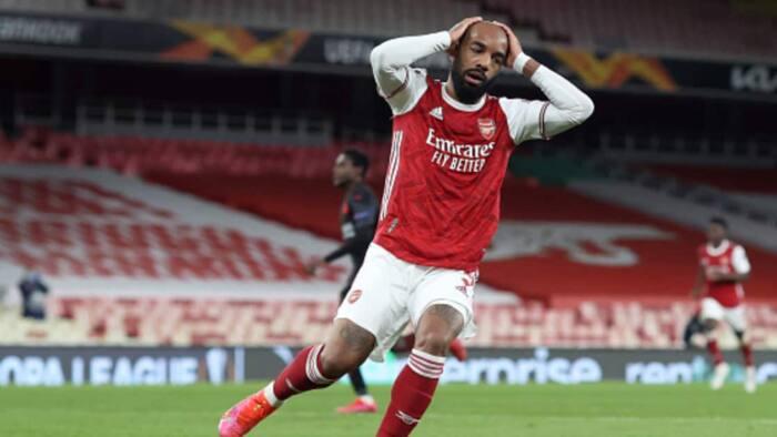 Arsenal Identity 2 Premier League strikers to replace Alexander Lacazette