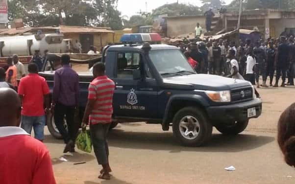 Sacked policeman behind bars for receiving bribe to allegedly kill investigations