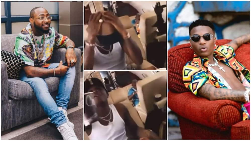 Wizkid showed his deep love for the song.