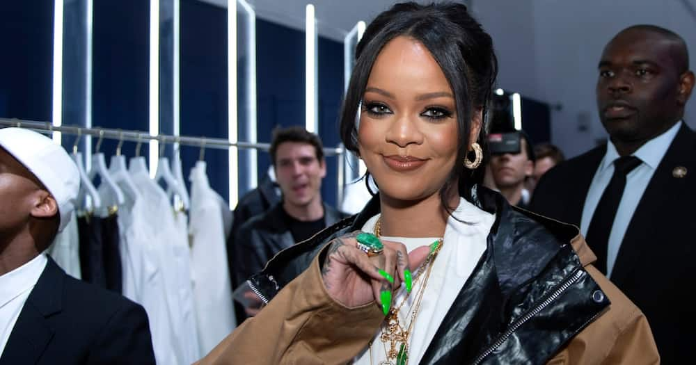 Rihanna teases at dropping some new music for her disgruntled fans