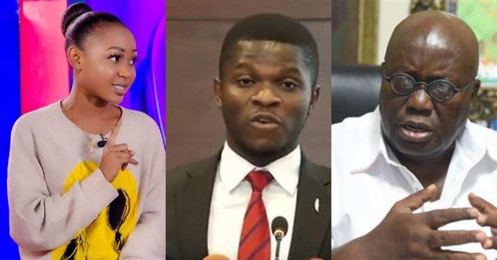 Sammy Gyamfi begs Akufo-Addo to pardon Akuapen Poloo for her sentence