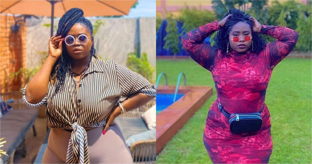 10 times Lydia Forson proved that 'thick is bae' with her stunning photos