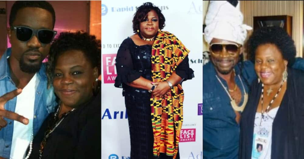 Embassy of Ghana in Washington DC pays tribute to former Ghanaian BET Director Lilian Blankson