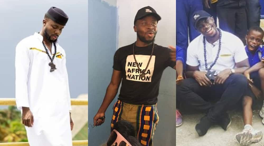 Fuse ODG sets image of Jesus ablaze in latest video; gives reason