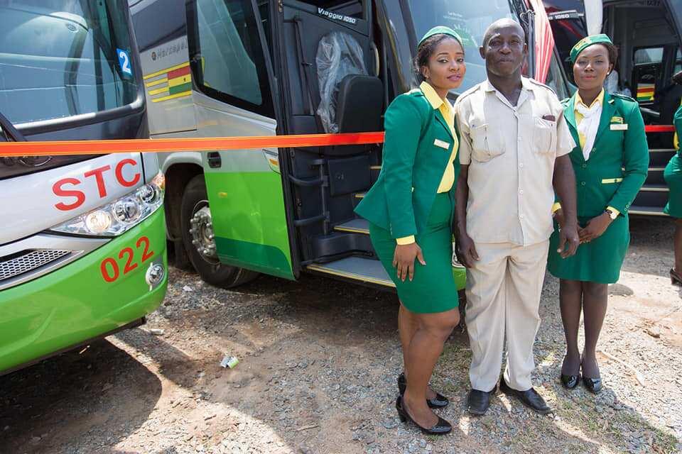 STC Ghana fares