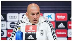 Zidane aim dig at Barcelona, proves Real Madrid are historically better