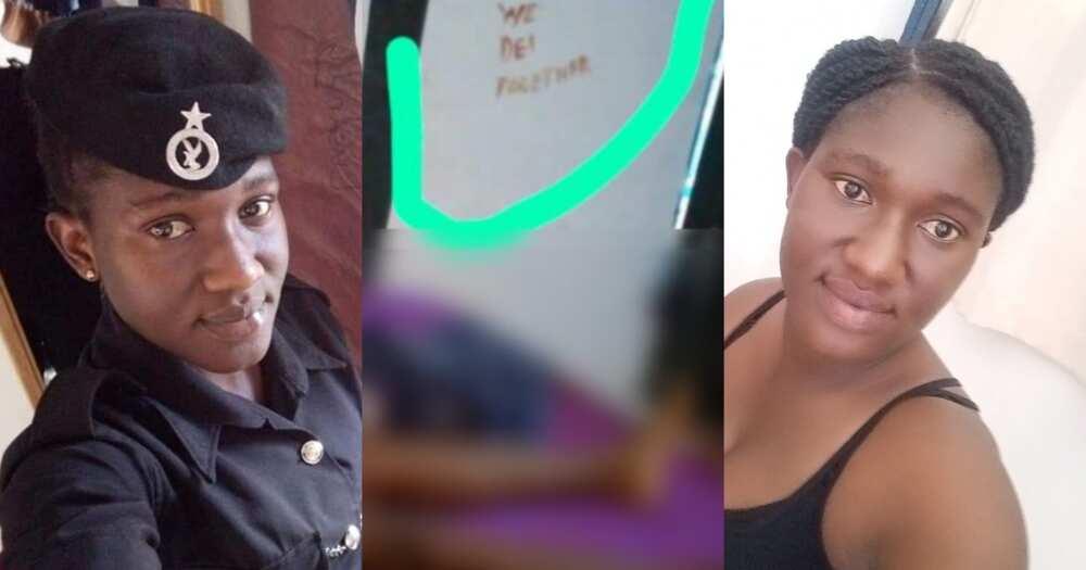 Damongo policewoman Sandra Asiedu