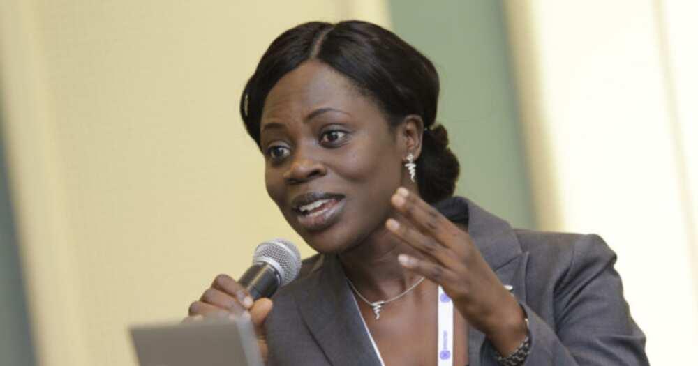 Abena Amoah: Deputy GSE boss endorses establishment of Development Bank
