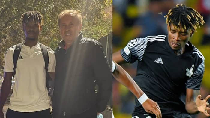 Milovan Rajevac travels to Italy to watch new sensation Edmund Addo in UCL game against Inter