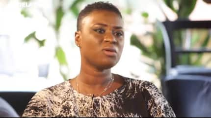 Ghanaian actress grabs ECG official who attempted to 'steal' from her (Video)