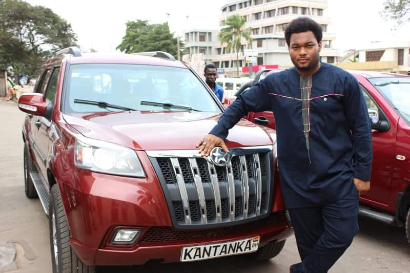 Kantanka says 13k orders secured from 3 African countries