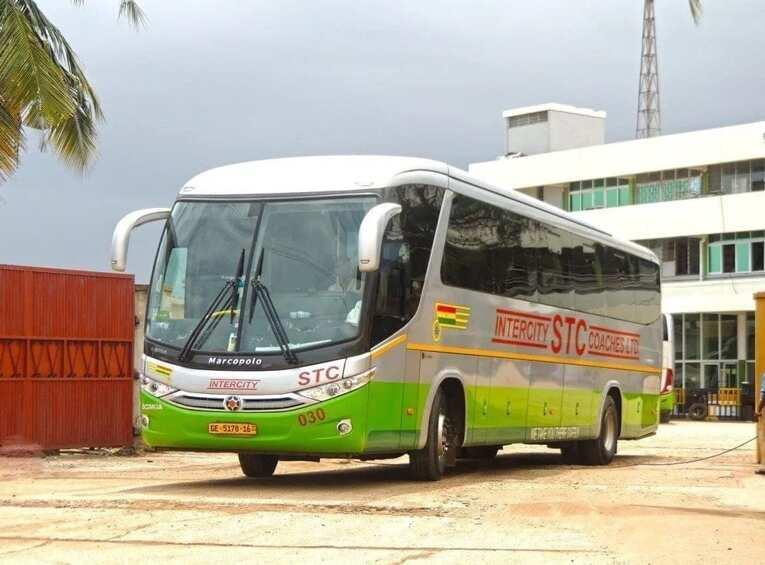 STC Ghana website