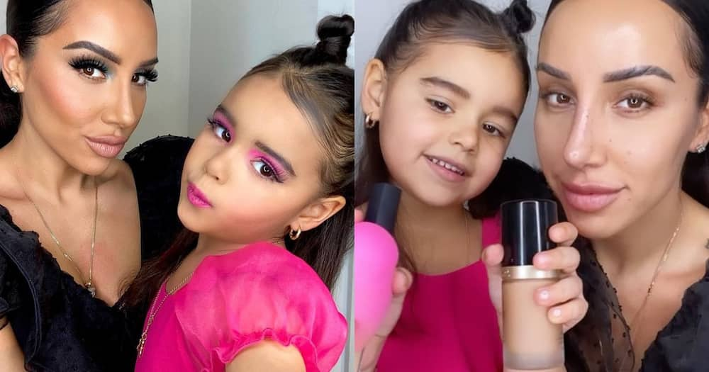 Just Wow: Talented Toddler Stuns the World With Amazing Makeup Skills