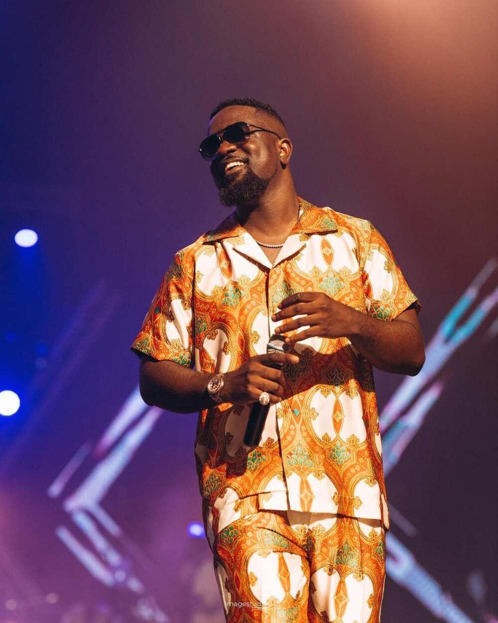 most awarded artist in Ghana