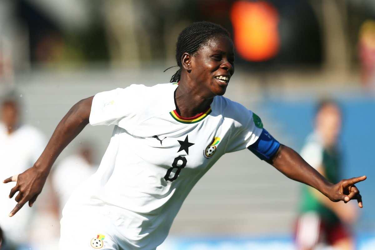 Mukarama Abdulai wins FIFA U-17 Women's World Cup top scorer award and bronze ball