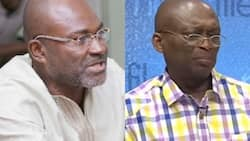 Court throws our Ken Agyapong's GHC 130,000 appeal against Kweku Baako