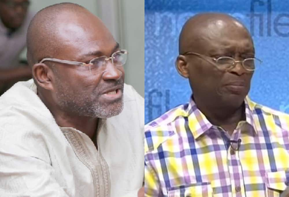 Court dismisses Ken Agyapong's appeal; orders him to pay GHC 130,000 to Kweku Baako