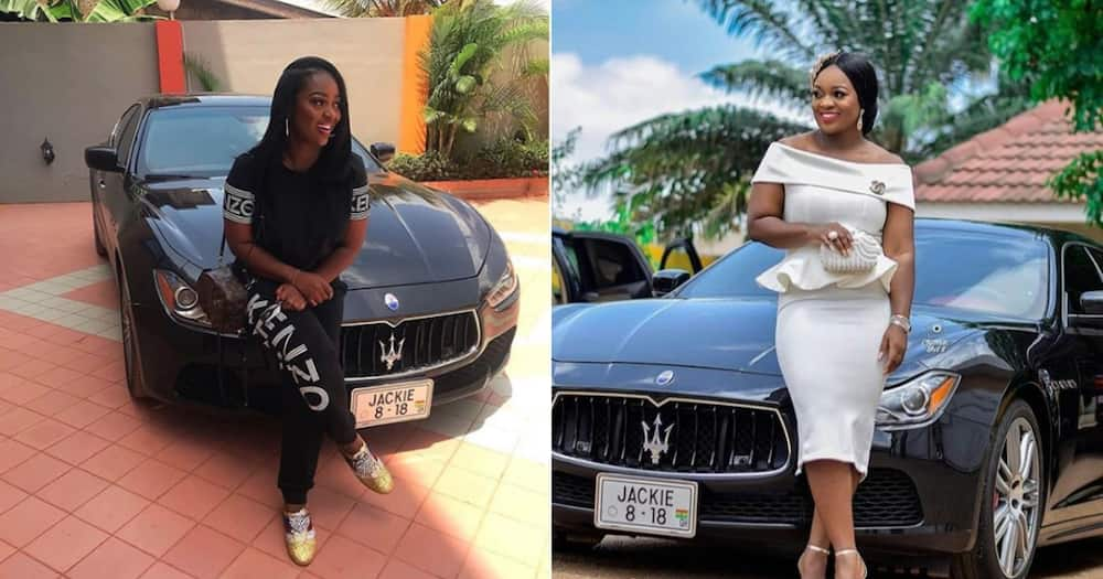 Big man bought top respected actress her Maserati - Peace FM's Akwesi Aboagye (video)