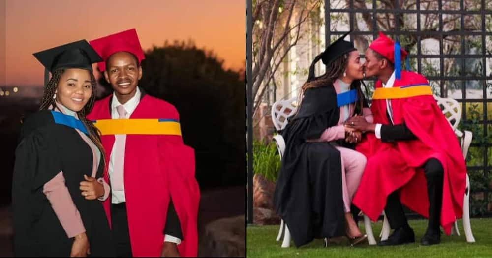 Good Man, Wife's graduation, Mother died, Social media reactions