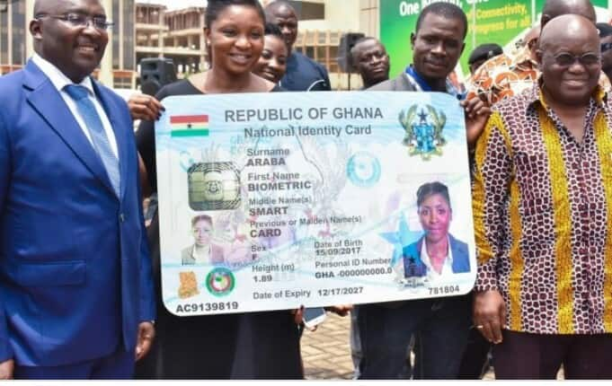 Integration of digital platforms: NHIS Card to be replaced with Ghana card