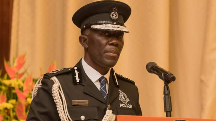 4 major things Dampare has done in the Ghana Police Service since he became IGP
