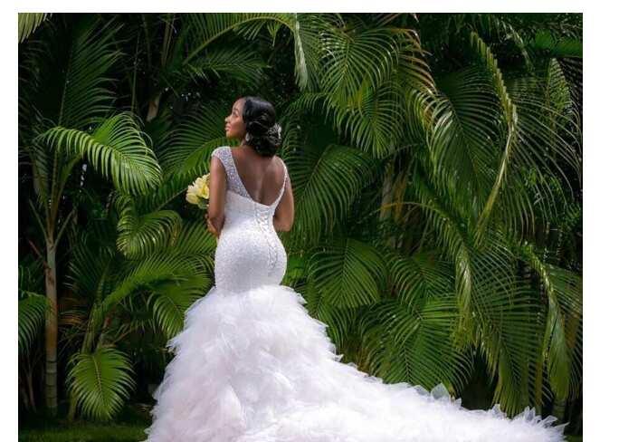 Latest Mermaid Wedding Gowns Styles YEN.COM.GH