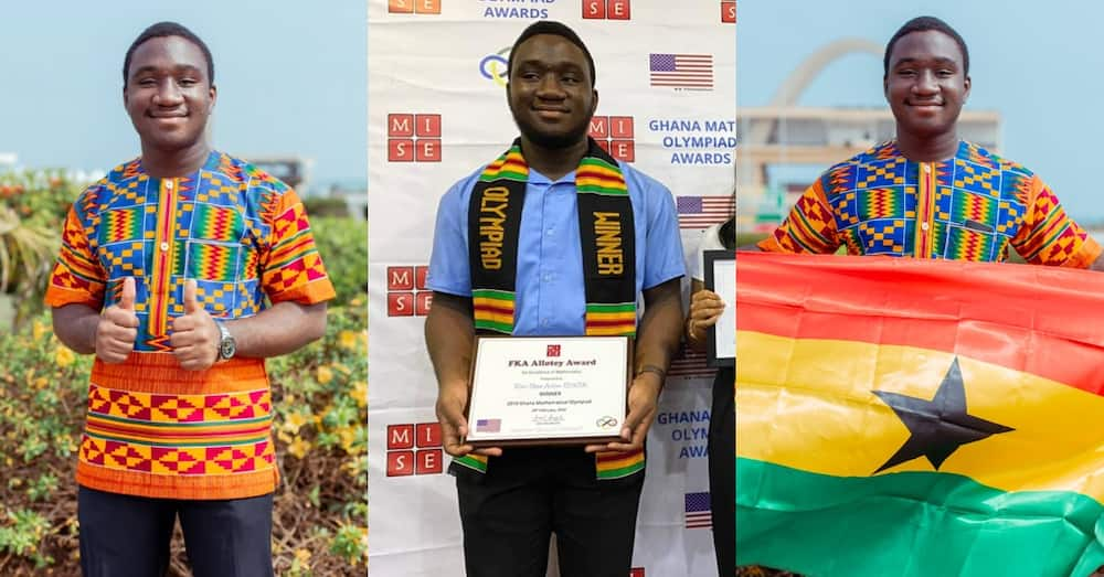 16-year-old Ghanaian 'SHS' student gets highest score in Africa at International Math Olympiad