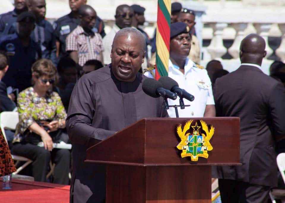 I don't want to lose any vote – Mahama to NDC delegates