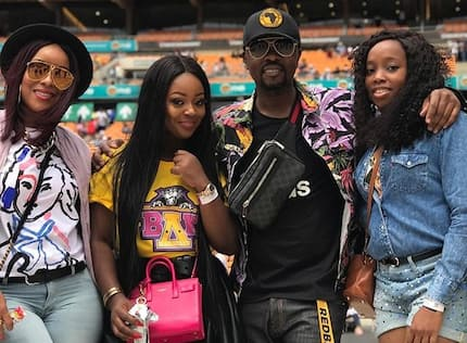 Beautiful photos as Ghanaian stars have fun at Beyonce's concert in South Africa