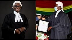 Samuel Adomako: KNUST alumnus is 2021 Overall Best Graduating Student at Ghana School of Law