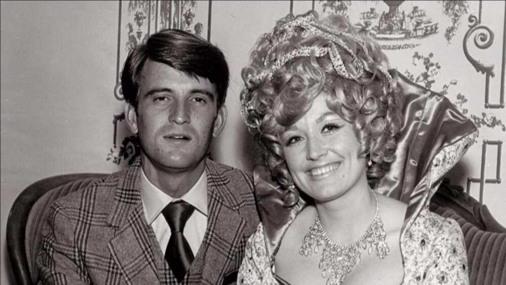 Dolly Parton's husband Carl Thomas Dean