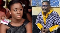 """""""I'm so hurt"""" - Fella Makafui breaks down over Shatta Wale's arrest with #freeshattawale campaign; fans call it concert"""