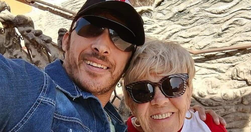 35-year-old man dating 80-year-old granny says their relationship is genuine