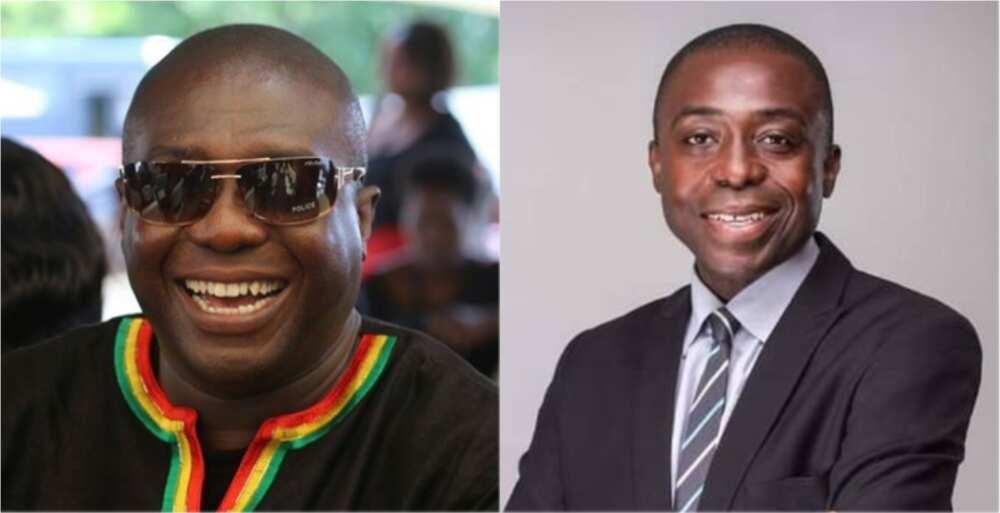 Ghanaian broadcaster Kafui Dey loses elder brother; photos stir heartbreaking tributes