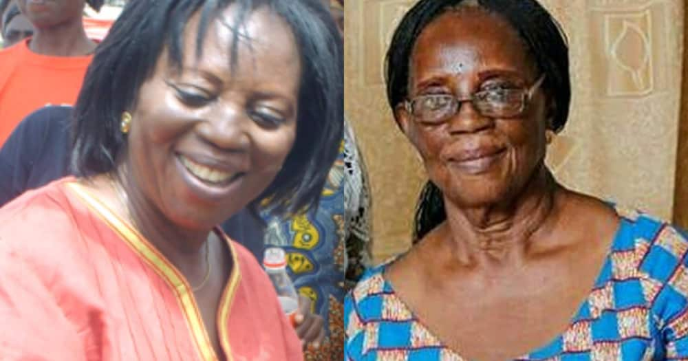 Veteran actress Grace Nortey complains about neglect by producers and directors