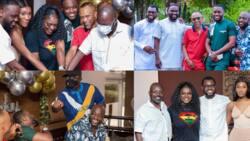 17 rich photos drop as GUBA CEO Dentaa Amoateng holds 38th birthday party with Kennedy Osei, Fadda Dickson, Bola Ray, Kofi Abban