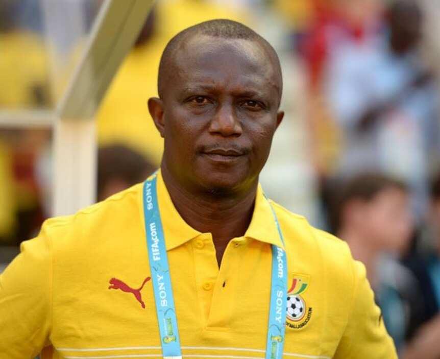 GFA document reveals coach Kwasi Appiah took $20,000 bonus per match