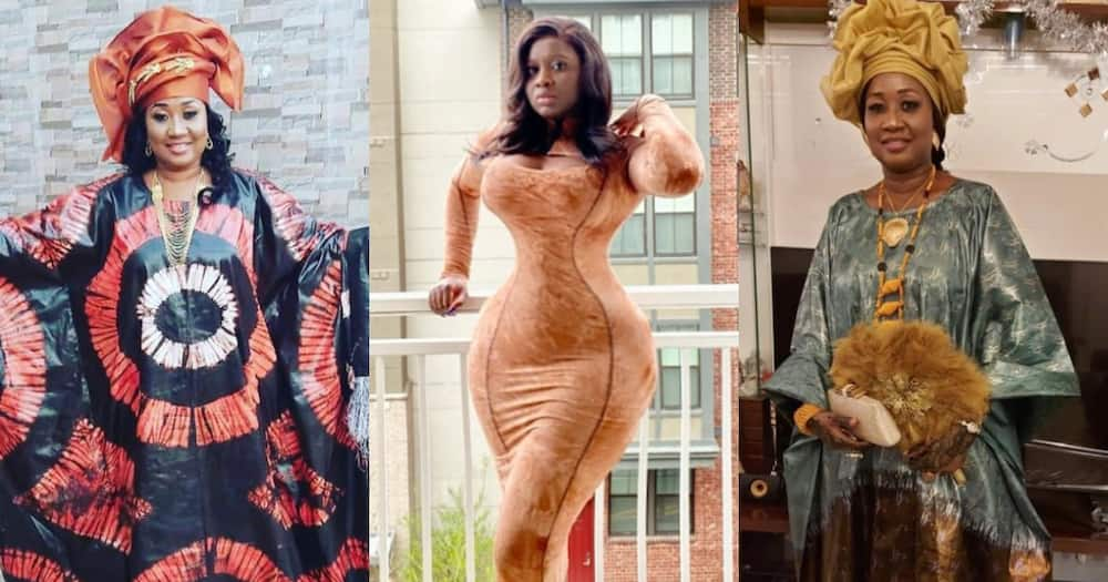 Princess Shyngle drops photos and videos with her mom for the first time to celebrate mom's 53rd birthday