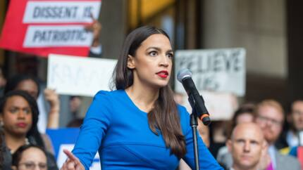 29 year-old Ocasio-Cortez is the youngest woman ever elected to the US Congress