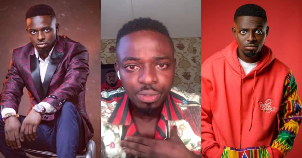 My brother was a victim of 'sakawa' killing - Waris cries in video as he speaks about Kasoa case