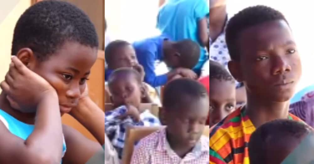 Meet over 30 Missing Ghanaian kids Found by Strangers but still not United with Families