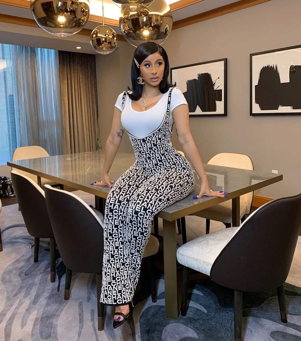 Cardi B says she is back with Offset because she misses him