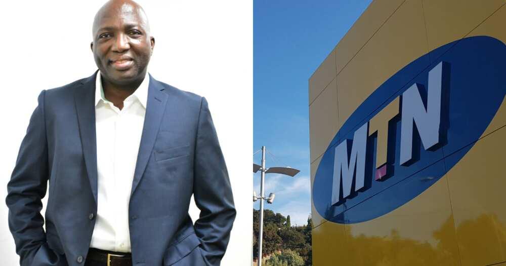 Meet Shaibu Haruna; the Chief Sales and Distribution officer of MTN Ghana