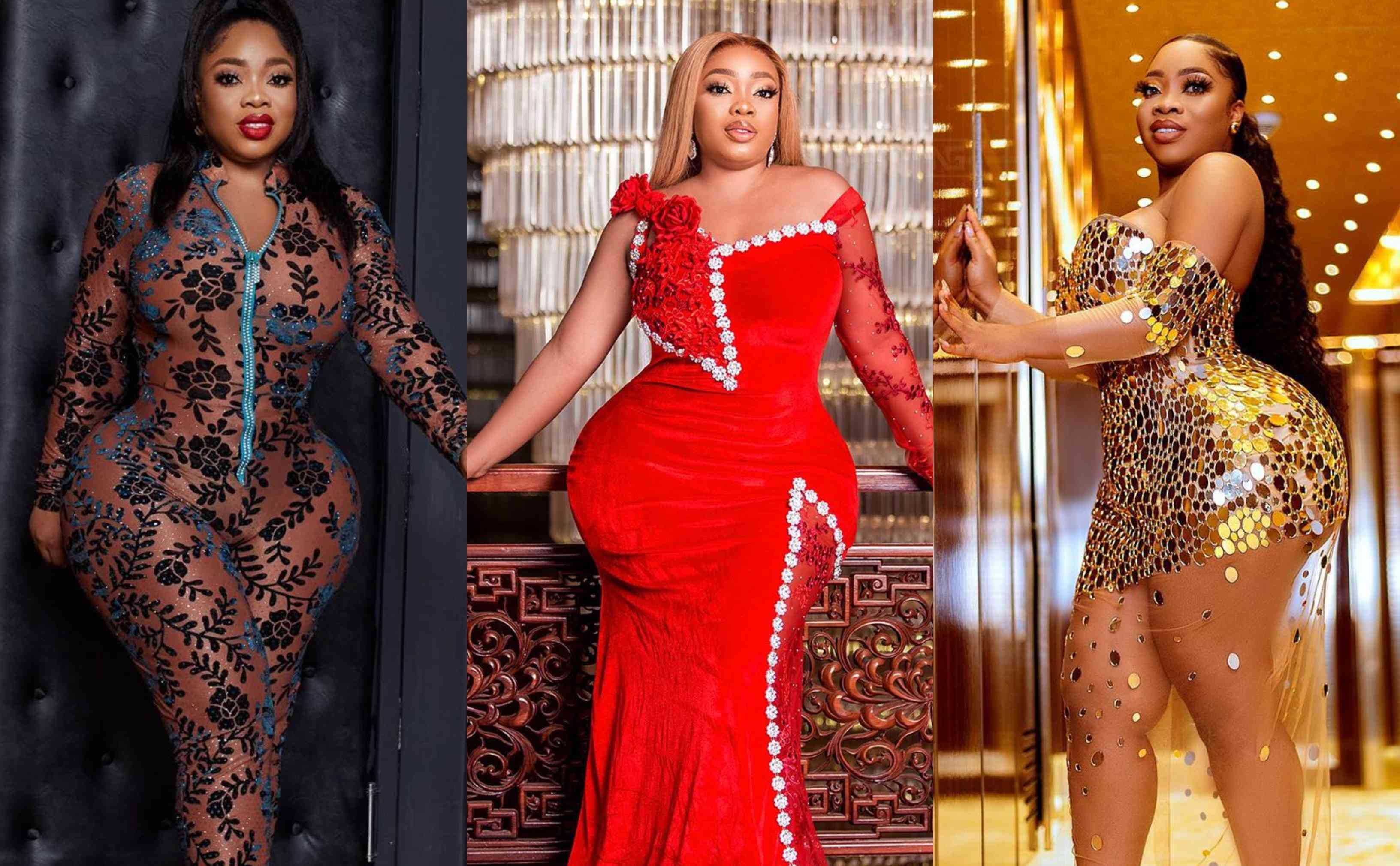 Moesha Boduong flaunts beautiful curves in beautiful jumpsuit; fans and celebs react