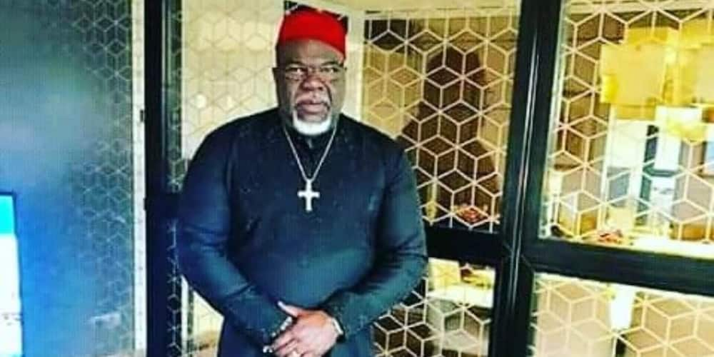 TD Jakes: US cleric traces roots to Nigeria, says his ancestors were Igbos