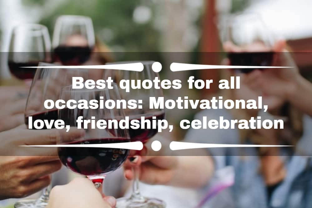 quotes for all occasions