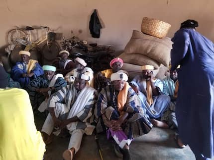 Dagbon peace plan: Andanis issue a warning to Asantehene