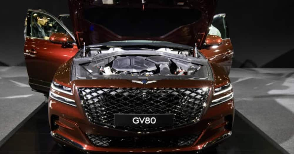 GV80: 10 airbags, AI driver assistant and 9 other safety features on Tiger Woods car that crashed