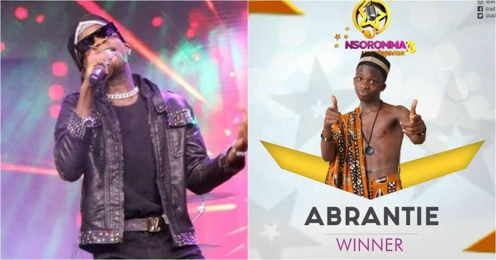 Adom TV Nsoroma Season 3: Abrantie Richmond Antwi Boasiako Wins (Video)